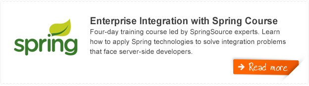 Enterprise Integration with Spring