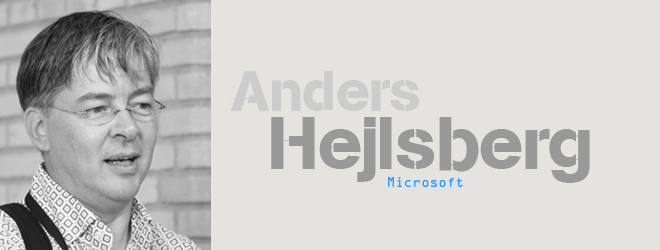GOTO Aarhus presents speaker Anders Hejlsberg